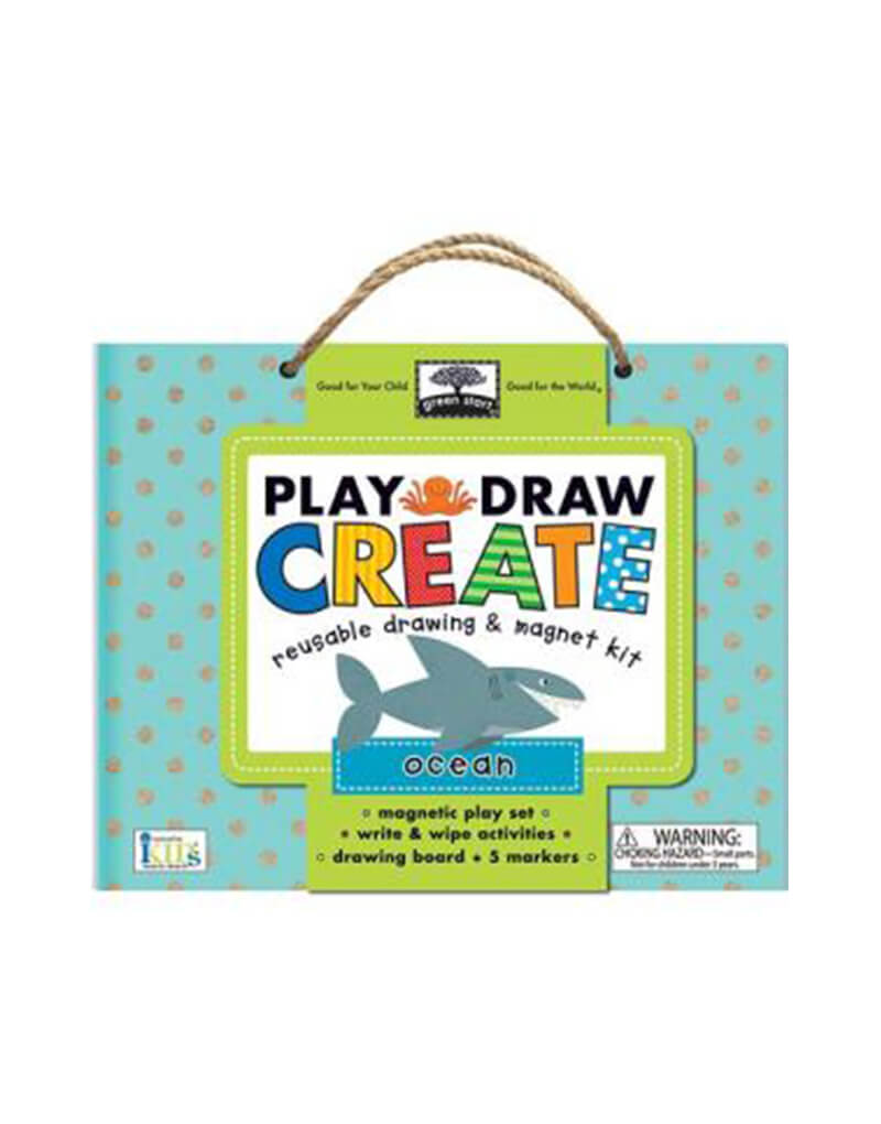 Play and Draw: Ocean