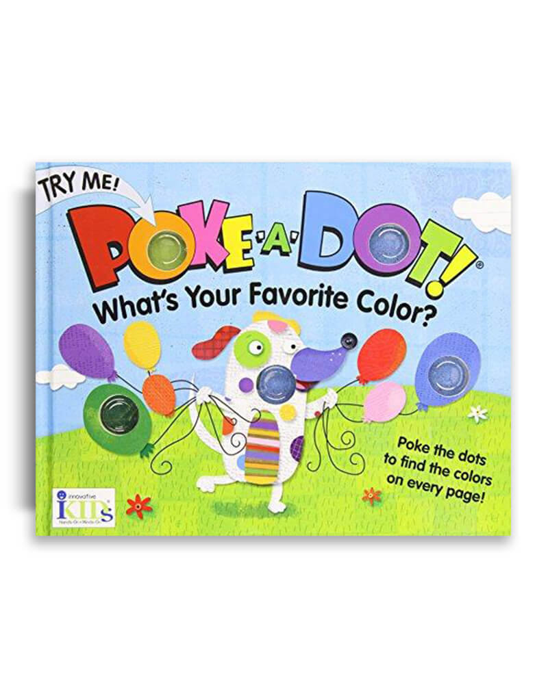 Poke-a-Dot What´s your Favorite Color?