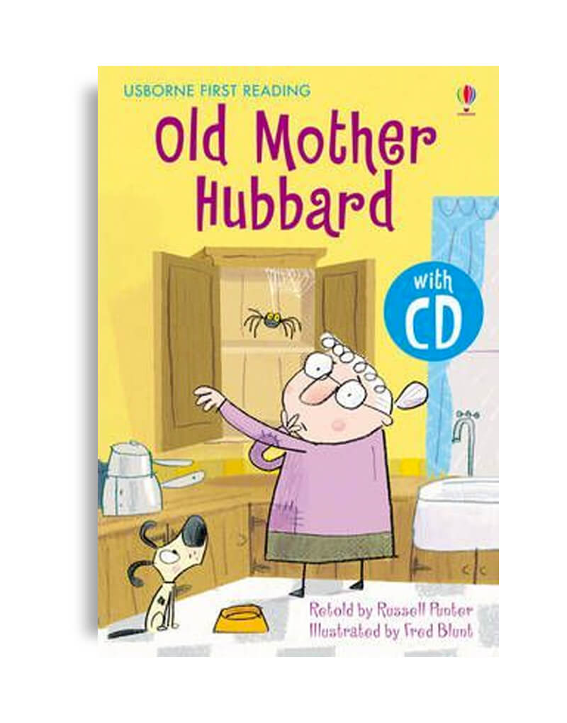 Old Mother Hubbard CD