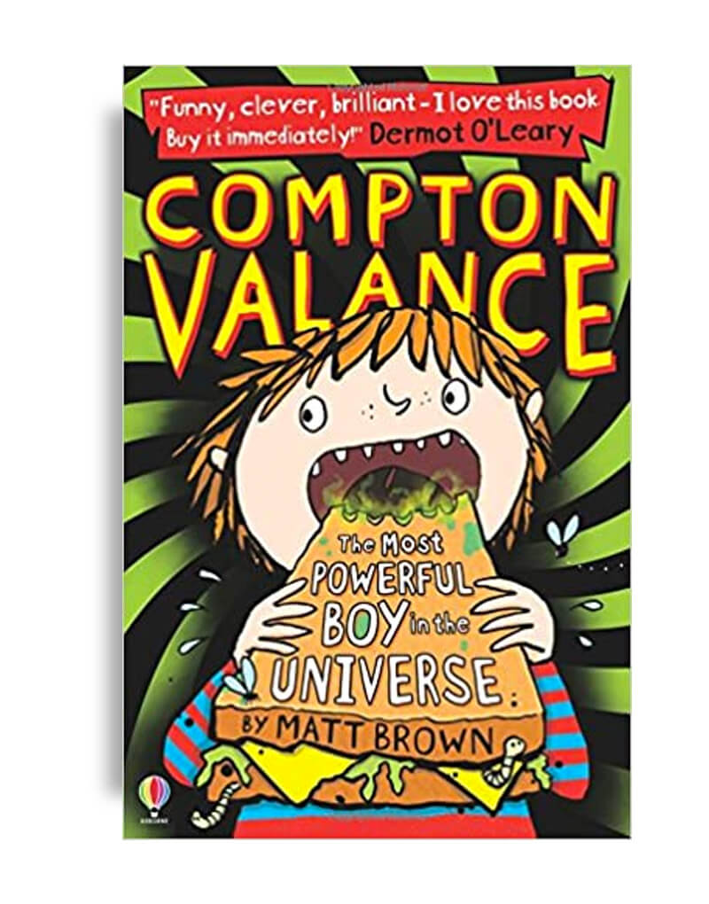 Compton Valance The Time Travelling
