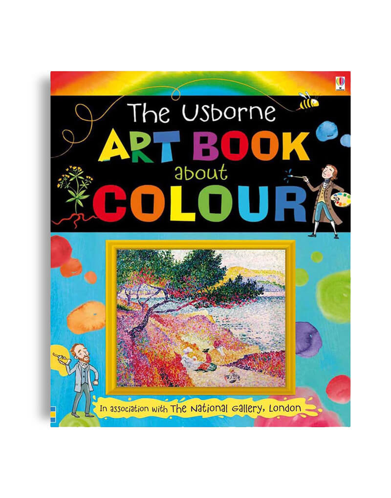 Art Book about color