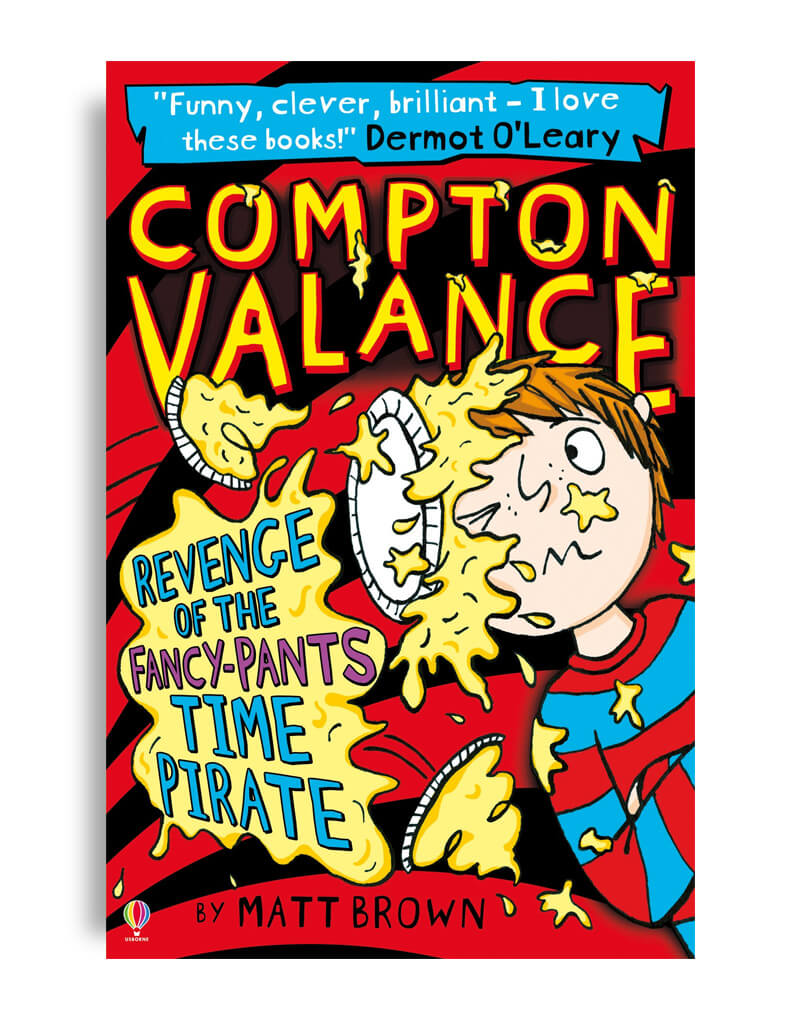 Compton Valance Book 4 coming soon