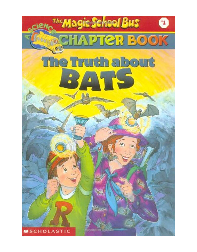 MSB Chapter Book Truth about bats