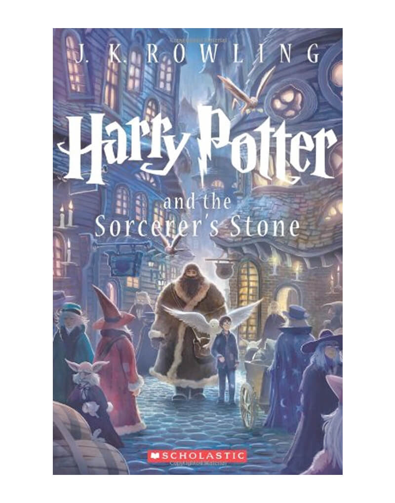 Harry Potter and Sorcerer´s Stone