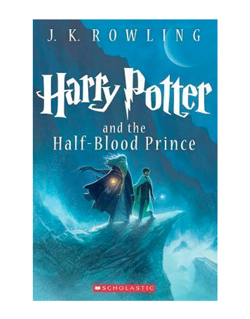 Harry Potter and the Half-Bloom Prince