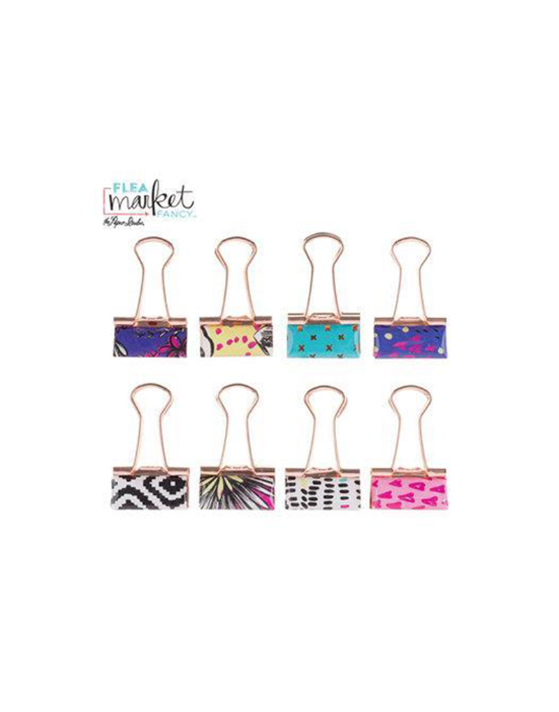 8 Paper Clips medianos